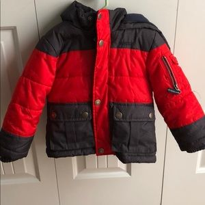 OshKosh B'gosh puffer coat